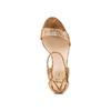 Women's shoes insolia, Brun, 769-4176 - 17