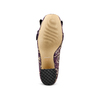 Women's shoes insolia, Brun, 729-4973 - 17