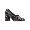 Women's shoes insolia, Noir, 729-6973 - 13
