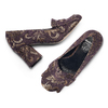 Women's shoes insolia, Brun, 729-4973 - 19