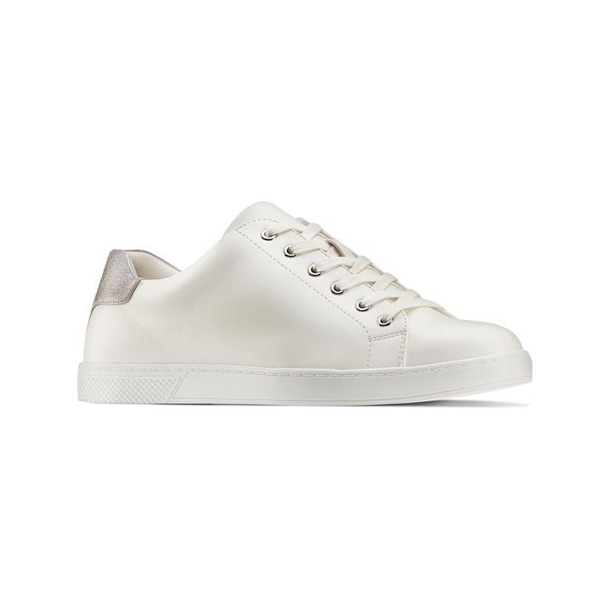 Women's shoes, Blanc, 529-1322 - 13
