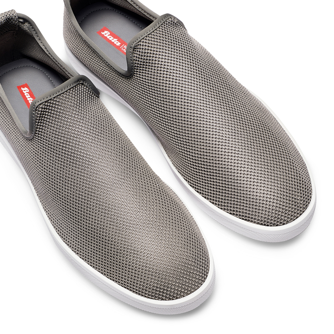 Men's shoes bata-rl, Gris, 839-2144 - 26