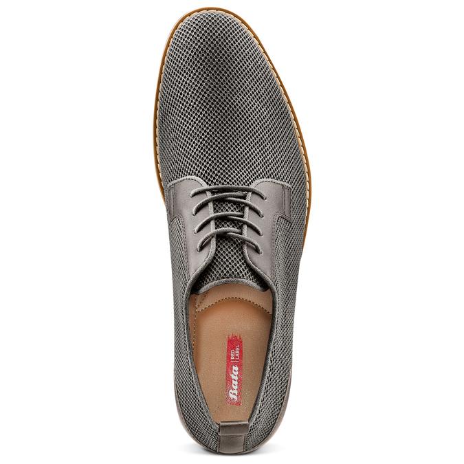 Men's shoes, Gris, 829-2427 - 17