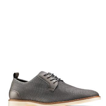 Men's shoes, Gris, 829-2427 - 13