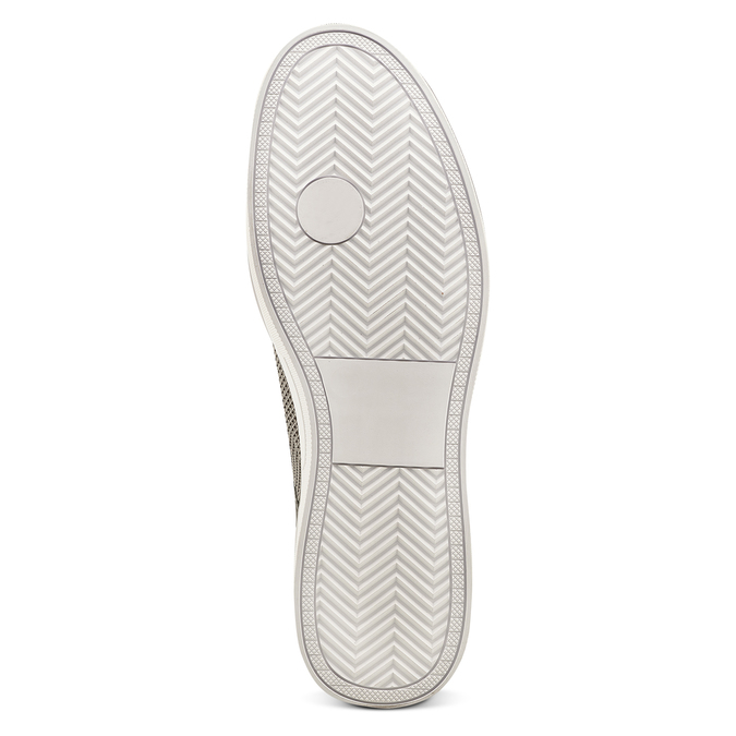 Men's shoes, Gris, 839-2144 - 19