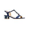Women's shoes insolia, Bleu, 669-9131 - 13