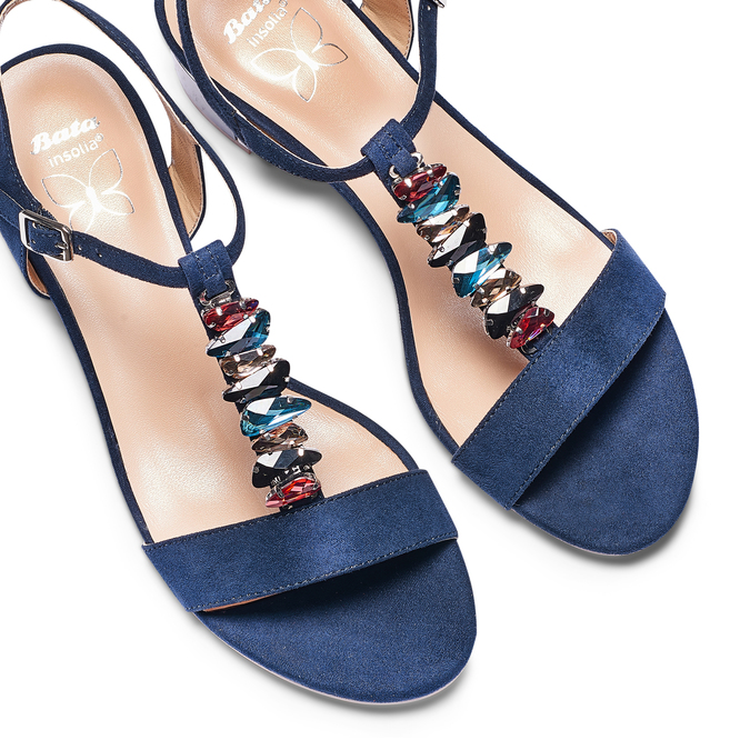 INSOLIA Chaussures Femme insolia, Bleu, 669-9131 - 26