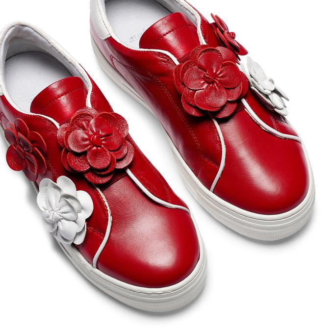 Women's shoes bata, Rouge, 544-0374 - 26