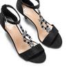 Women's shoes insolia, Noir, 769-6154 - 26