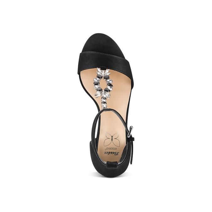 Women's shoes insolia, Noir, 769-6154 - 17