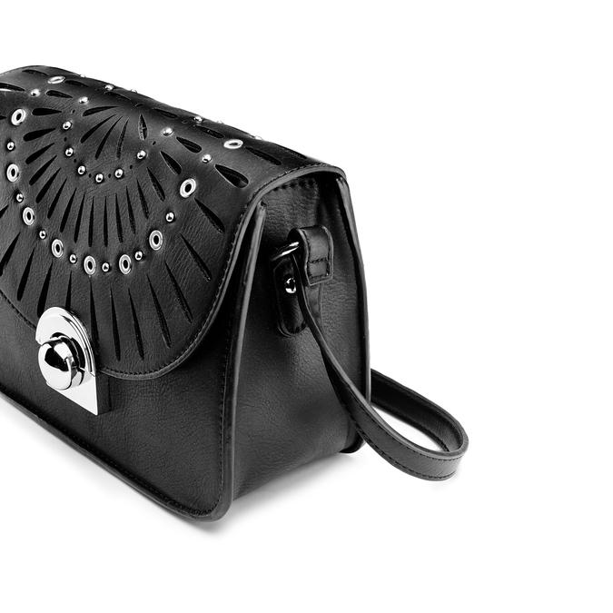 Bag bata, Noir, 961-6219 - 15