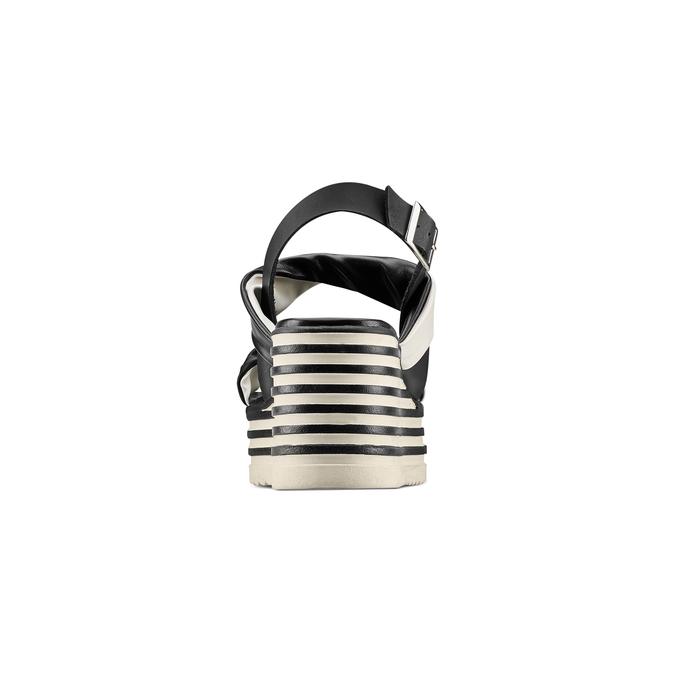 Women's shoes bata, Noir, 661-6282 - 15