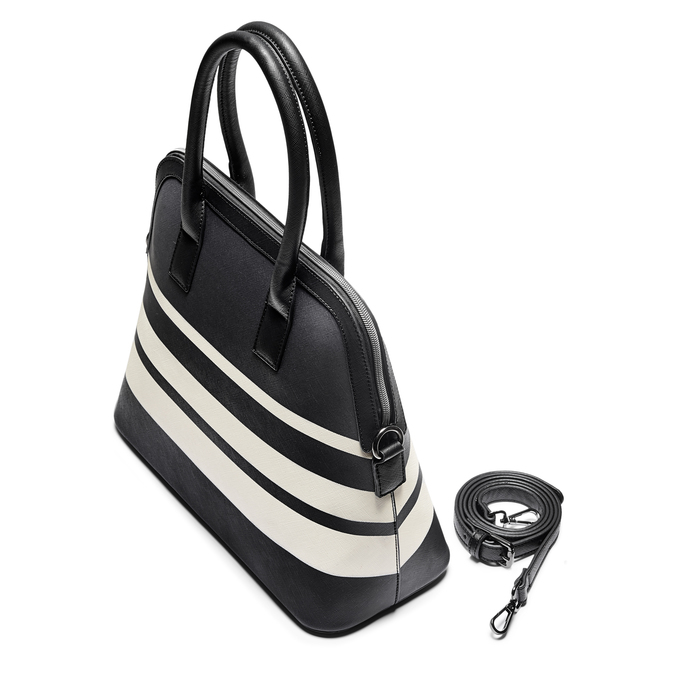 Bag bata, Noir, 961-6387 - 17