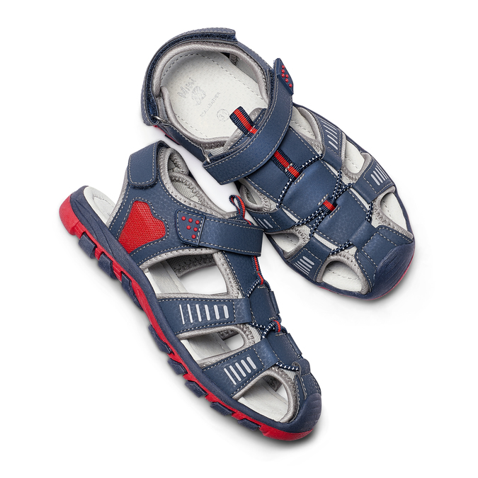 Childrens shoes mini-b, Violet, 261-9181 - 26