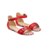 Women's shoes insolia, Rouge, 569-5277 - 16