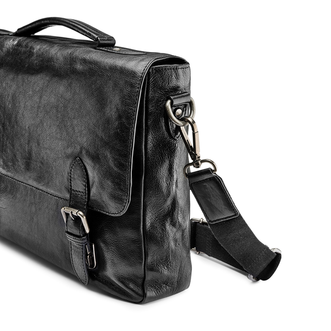 Bag bata, Noir, 964-6255 - 15
