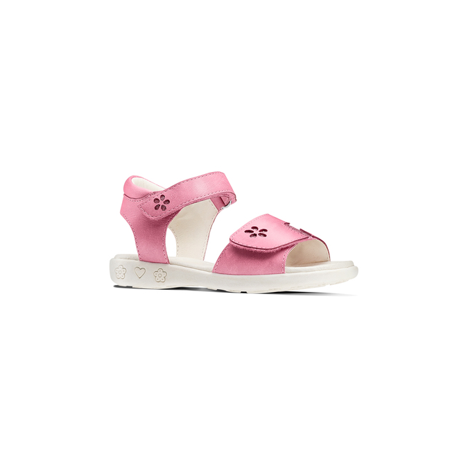 Childrens shoes mini-b, Rouge, 261-5144 - 13