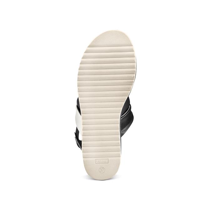 Women's shoes bata, Noir, 661-6282 - 19
