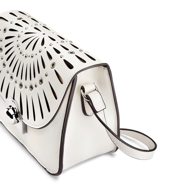 Bag bata, Blanc, 961-1219 - 15