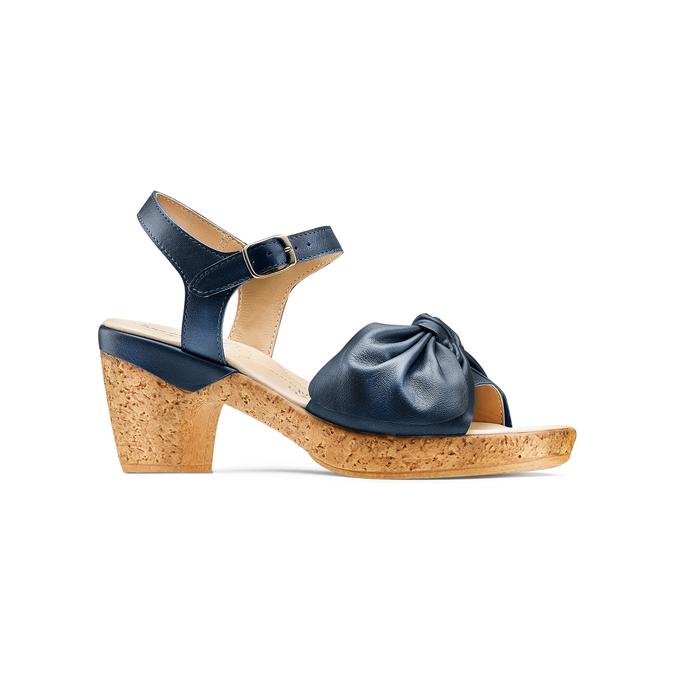 BATA TOUCH ME Chaussures Femme bata-touch-me, Bleu, 664-9302 - 13