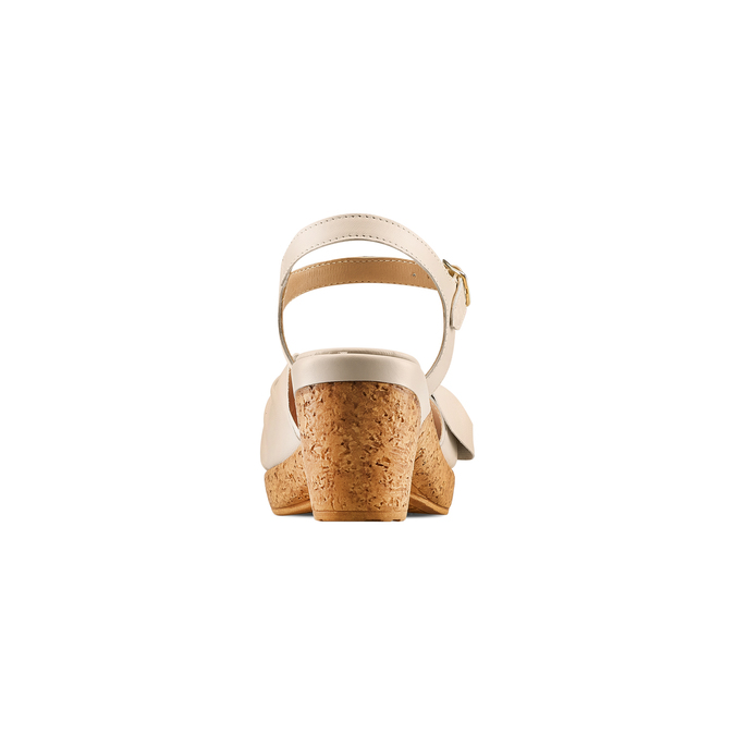 Women's shoes bata-touch-me, Gris, 664-2302 - 15