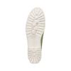 Women's shoes bata, Vert, 513-7182 - 19