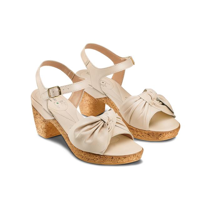 Women's shoes bata-touch-me, Gris, 664-2302 - 16