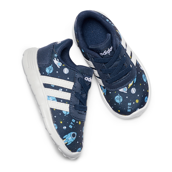 Childrens shoes adidas, Bleu, 109-9388 - 26