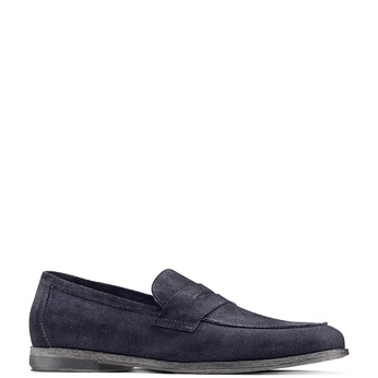 Men's shoes bata, Violet, 853-9129 - 13