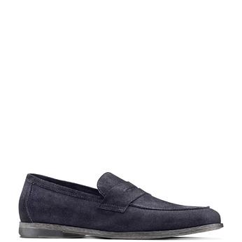 Men's shoes bata, Bleu, 853-9129 - 13