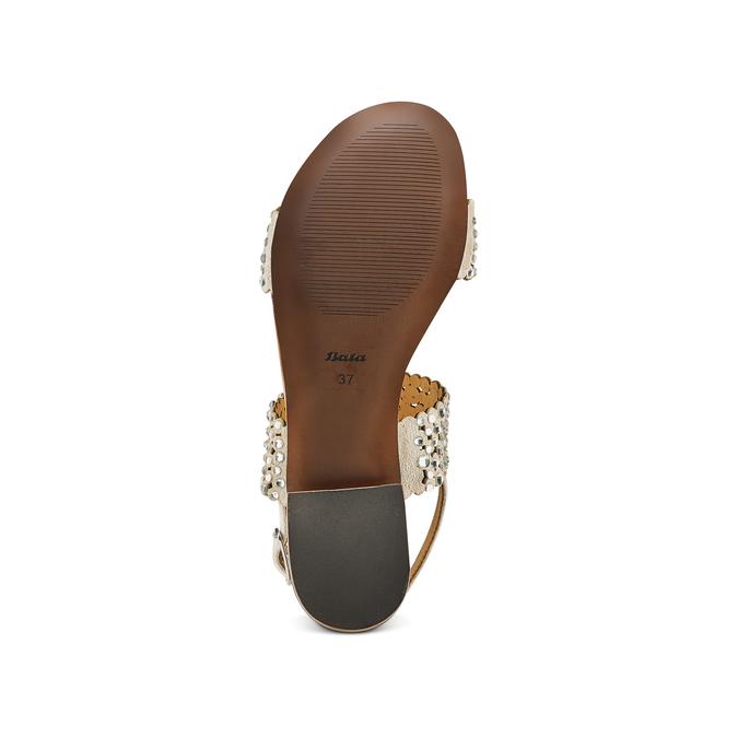 Women's shoes bata, Gris, 569-2256 - 19