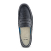 Men's shoes bata, Bleu, 856-9150 - 17