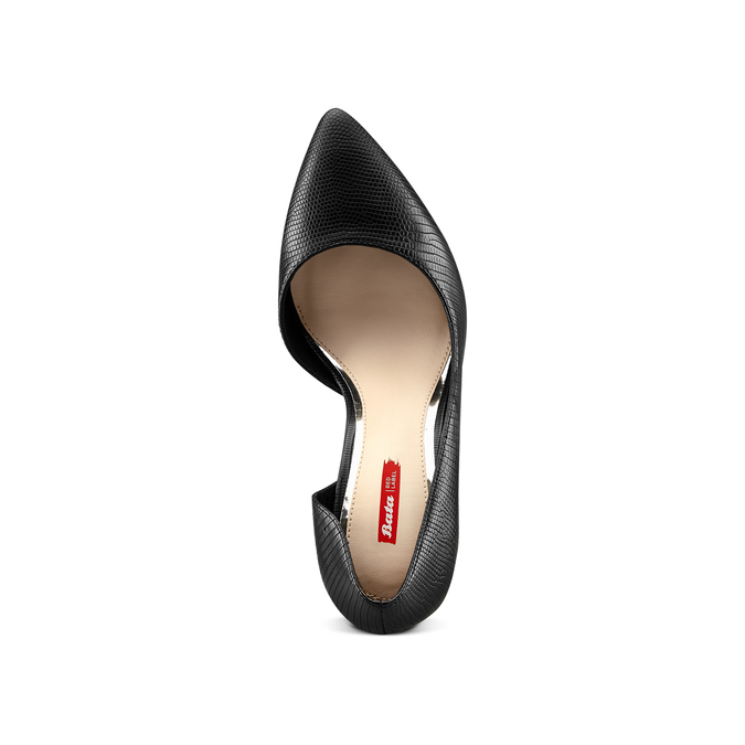 Women's shoes, Noir, 721-6302 - 17