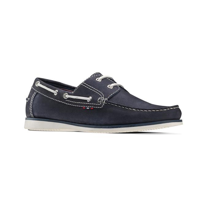 Men's shoes bata, Violet, 854-9142 - 13