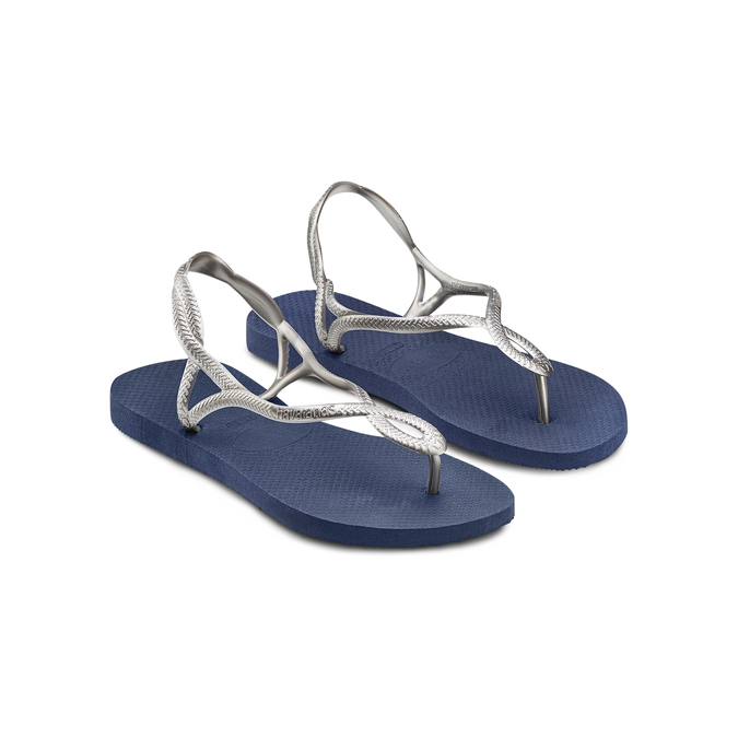 Women's shoes havaianas, Gris, 572-1352 - 16