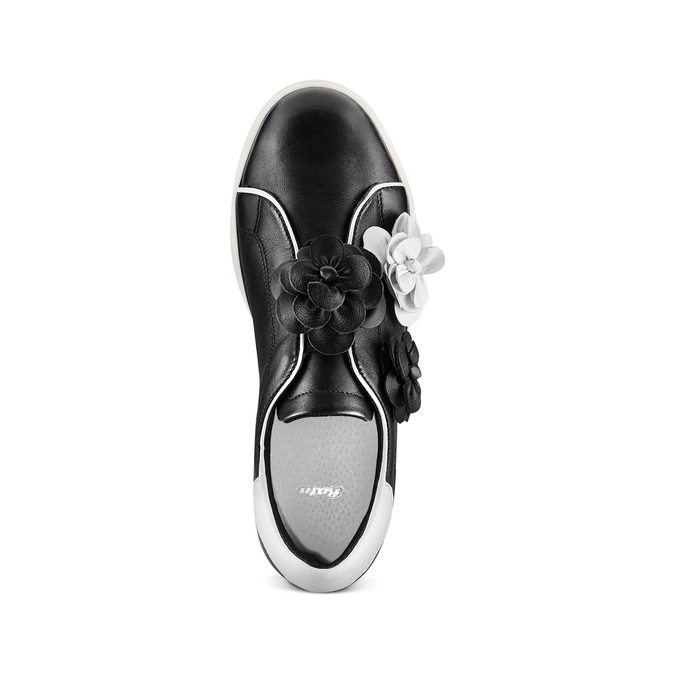 Women's shoes bata, Noir, 544-6374 - 17