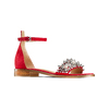 Women's shoes bata, Rouge, 569-5208 - 13