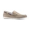 Men's shoes bata, Beige, 856-2150 - 13