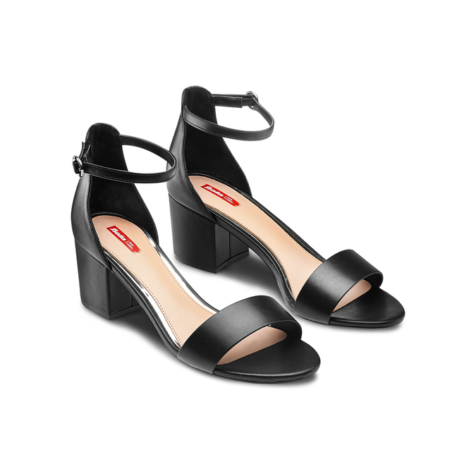 BATA RL Chaussures Femme bata-rl, Noir, 761-6334 - 16