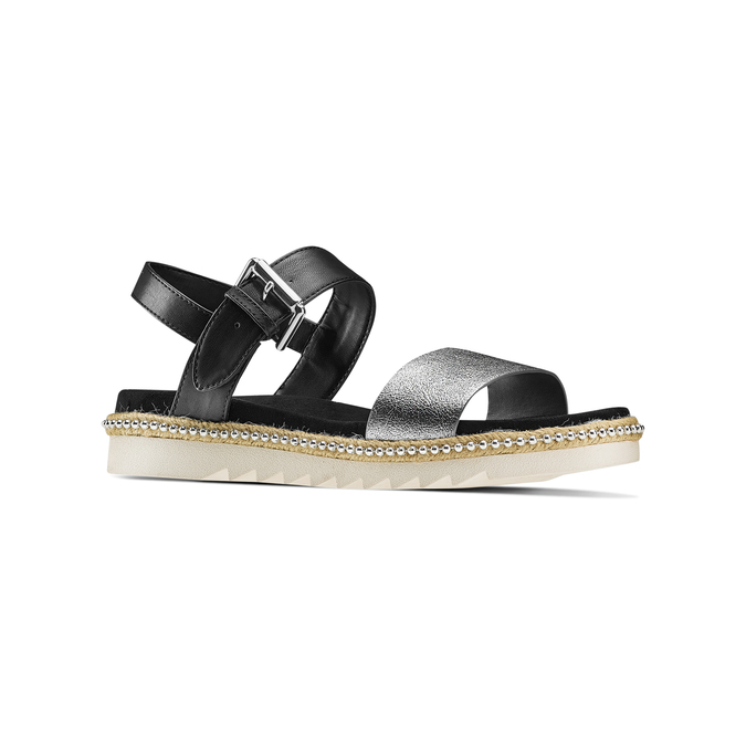 Women's shoes bata, Blanc, 561-1361 - 13