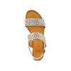 Women's shoes bata, Gris, 569-2256 - 17