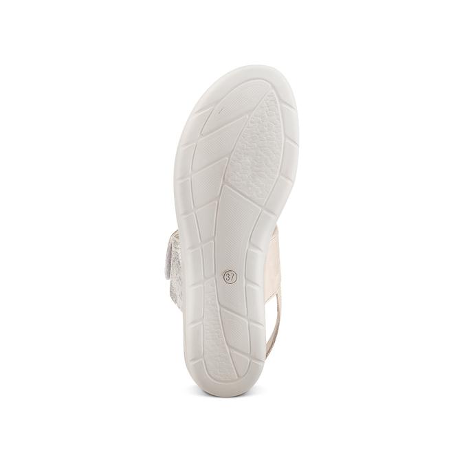 BATA TOUCH ME Chaussures Femme bata-touch-me, Jaune, 564-8344 - 19