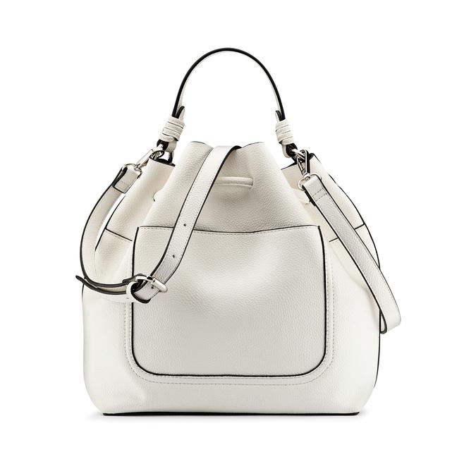 Bag bata, Blanc, 961-1298 - 26