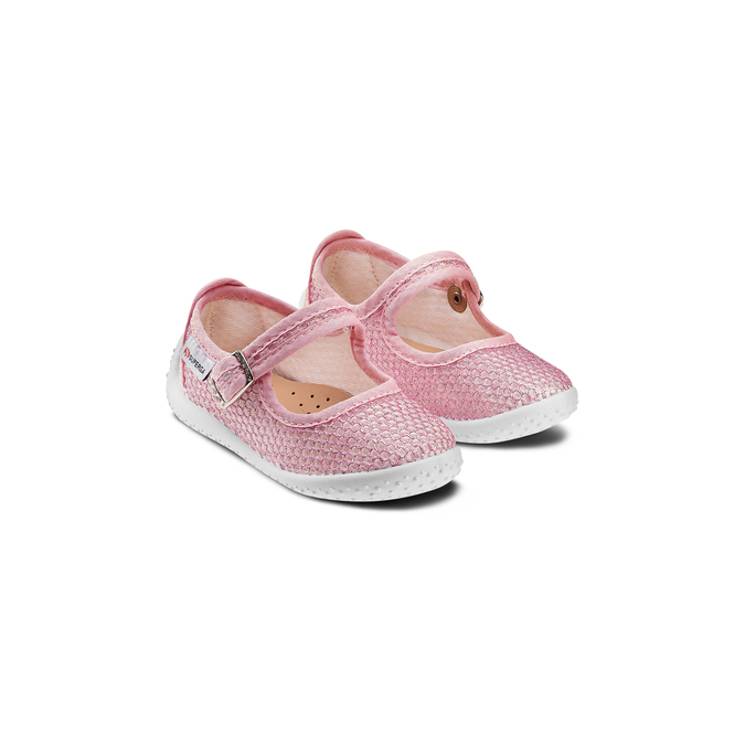 Childrens shoes superga, Rouge, 269-5107 - 16