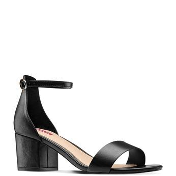 Women's shoes bata-rl, Noir, 761-6334 - 13