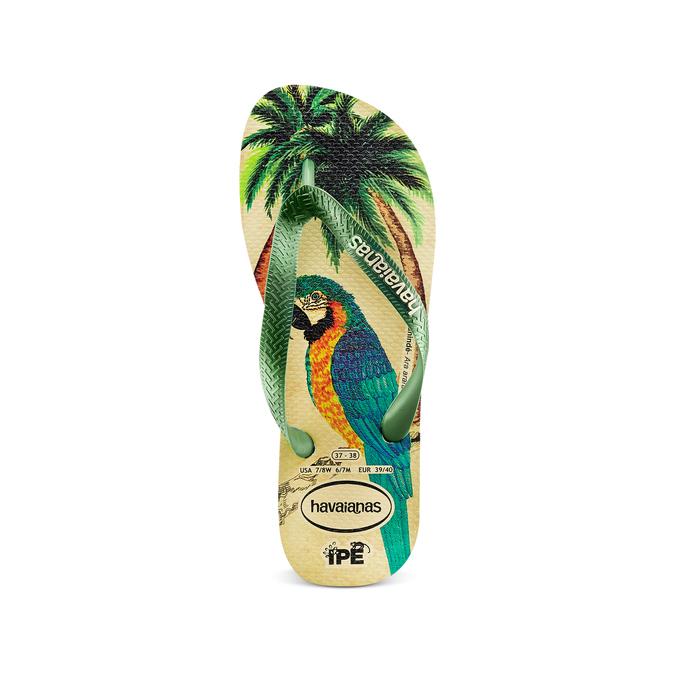 Women's shoes havaianas, Vert, 572-7456 - 17