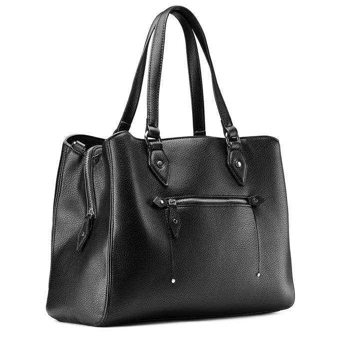 Bag bata, Noir, 961-6209 - 13
