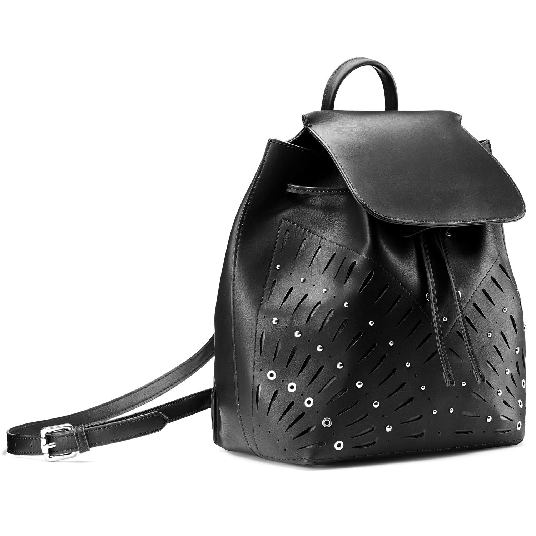 Backpack bata, Noir, 961-6223 - 13