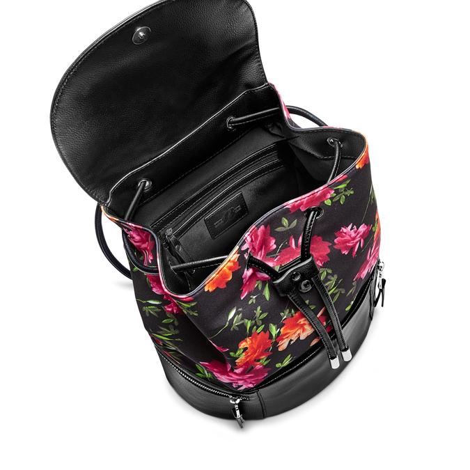 Backpack bata, Noir, 969-6308 - 16
