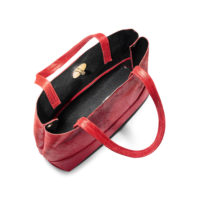 Bag bata, Rouge, 964-5357 - 16